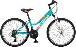 Велосипед Schwinn High Timber 24 Girl Teal (2019) Голубой